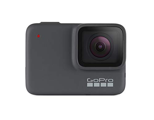 GoPro HERO7 Silver全方位攝影機 Waterproof Digital Action Camera with Touch Screen 4K HD Video 10MP Photos