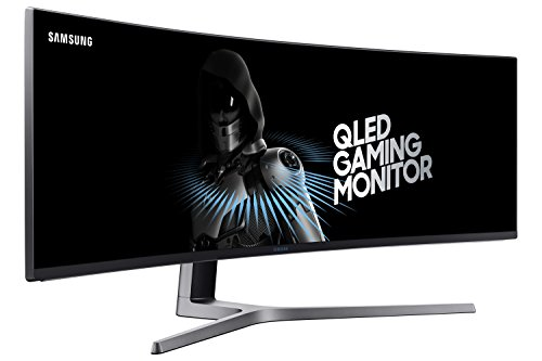Samsung LC49HG90DMNXZA CHG90 Series Curved 49-Inch Gaming Monitor