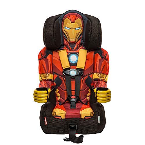 美國KidsEmbrace 2-in-1 鋼鐵人兒童安全汽車座椅