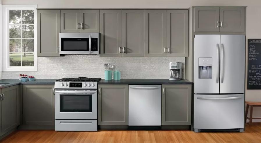 Frigidaire 富及第 FFGH3054US 30 吋5口獨立式爐連烤箱(瓦斯型)