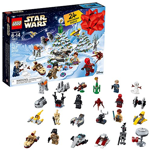 2018年 樂高 75213 星際大戰 聖誕 倒數日曆 - LEGO STAR WARS