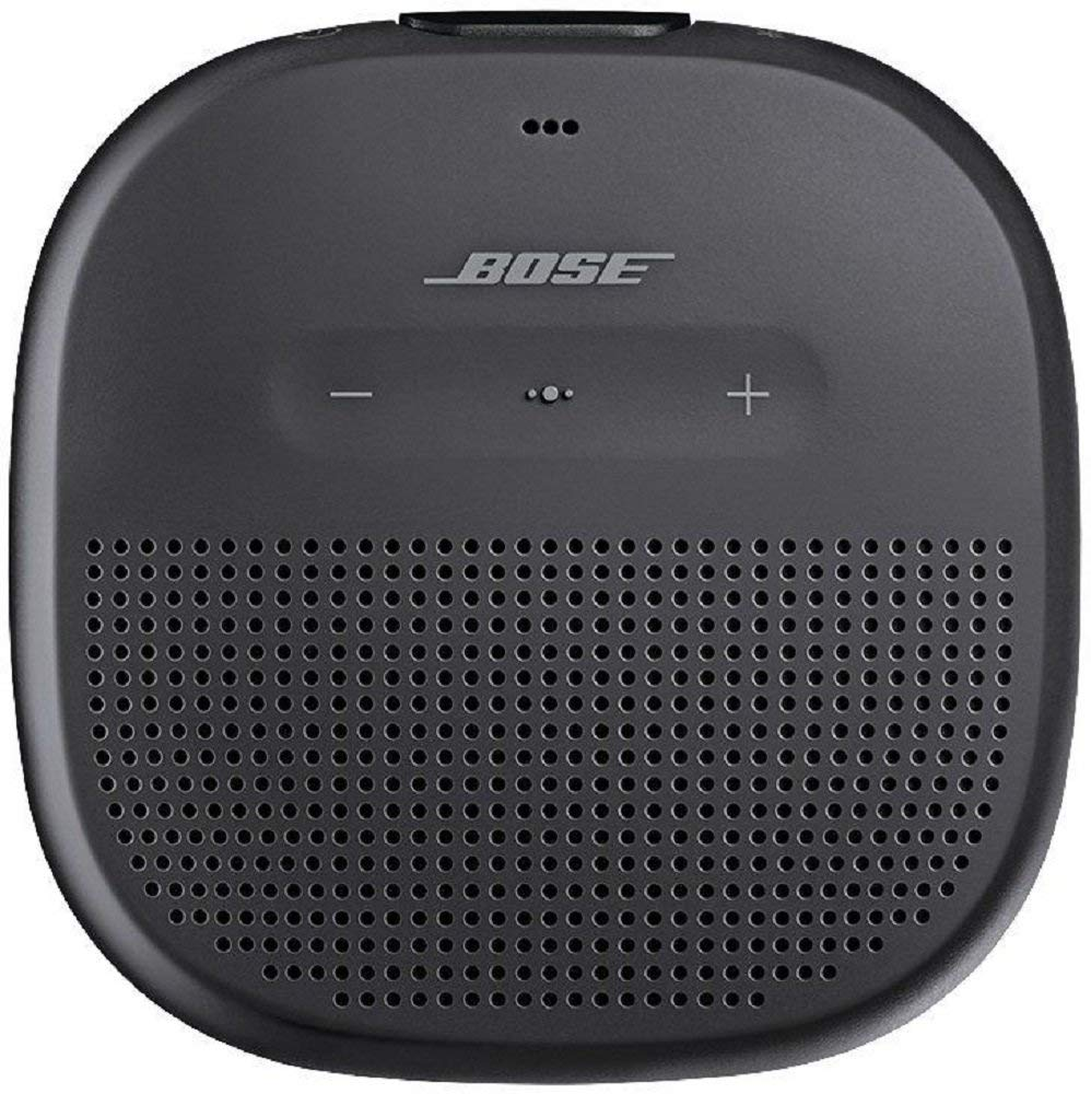 Bose SoundLink Micro便攜式藍牙無線揚聲器喇叭- Black