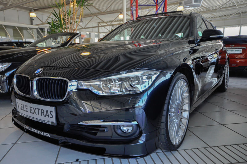 2016 ALPINA B3 Touring Allroad