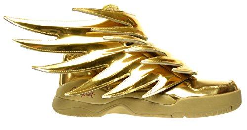 adidas JS Wings 3.0 Gold Men's Shoes Gold Metallic b35651 (9 D(M) US)