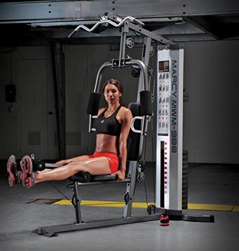Marcy 家用重量訓練機 重訓機150lb Stack MWM-988