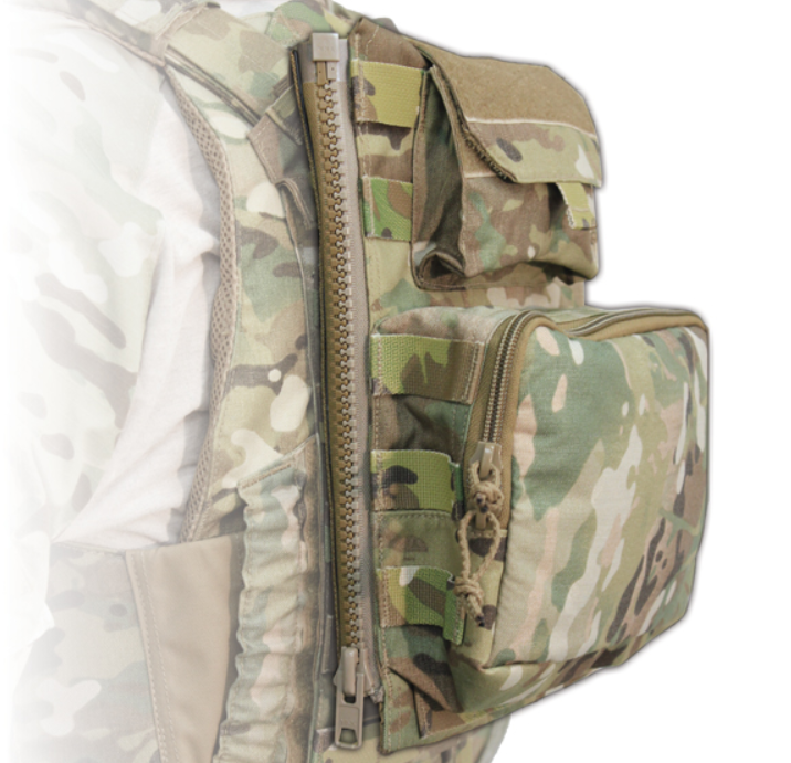 TYR Tactical® Standard Assaulters Zip On Platform 50 oz. Hydration