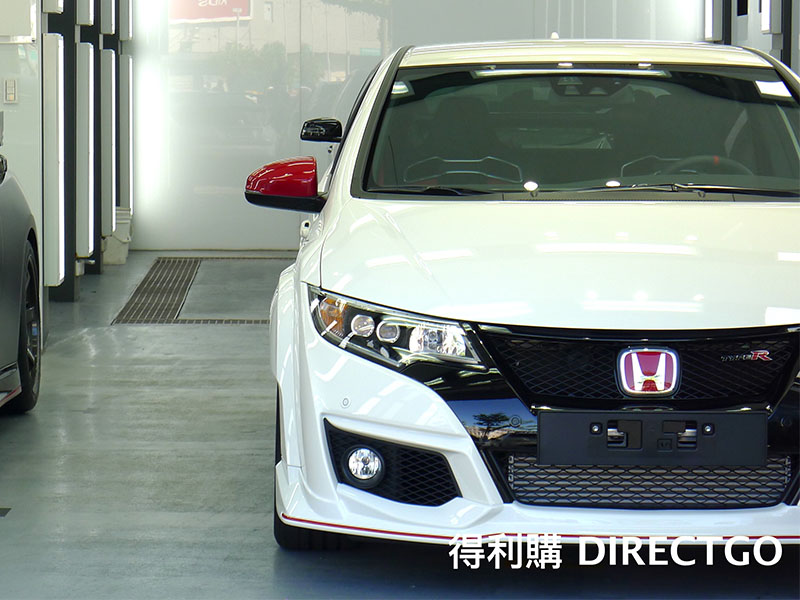 2016 HONDA CIVIC TYPE R GT 最終版FINAL EDITION