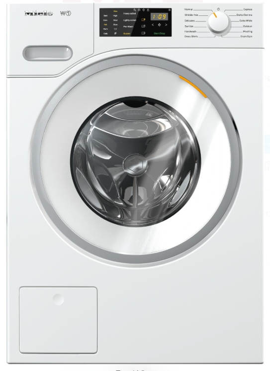 Miele Classic W1 Series  WWB020WCS 24 Inch Front Load Washer