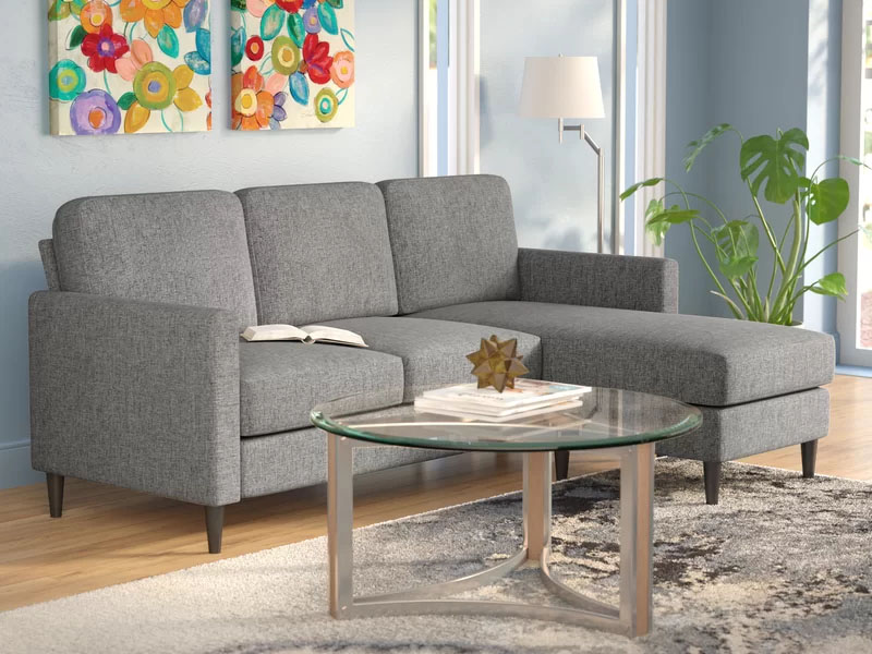 Wayfair 威菲兒 Cazenovia Reversible Sectional 三人座沙發