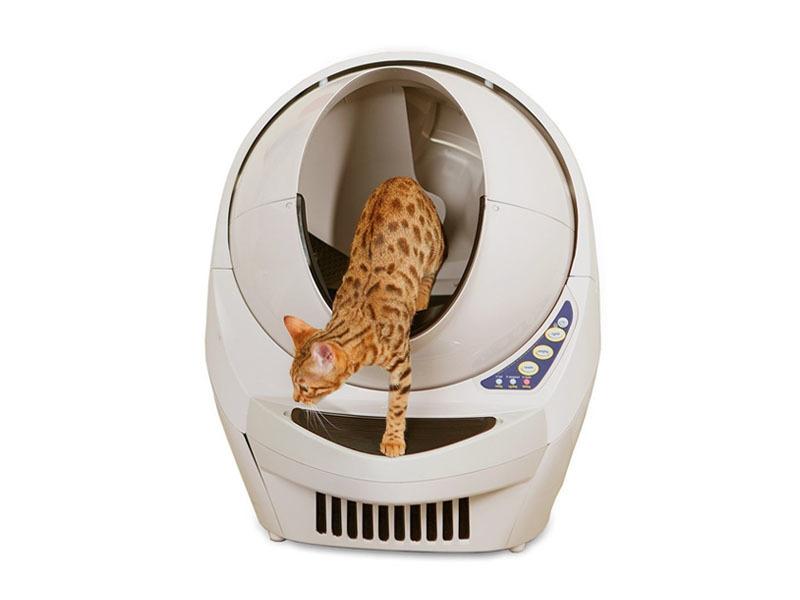 LITTER-ROBOT III 太空球造型自動清潔貓砂盆